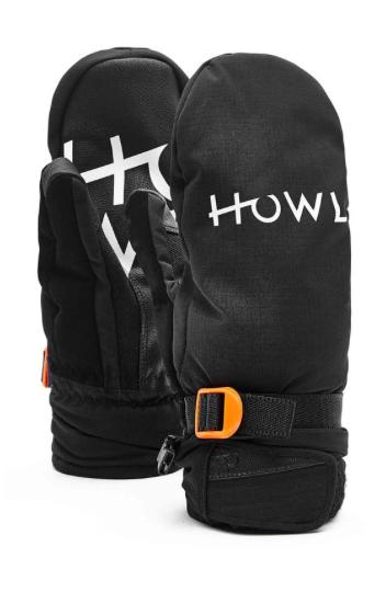 Варежки Howl Fairbanks Mitt black by agency iworldestate.com