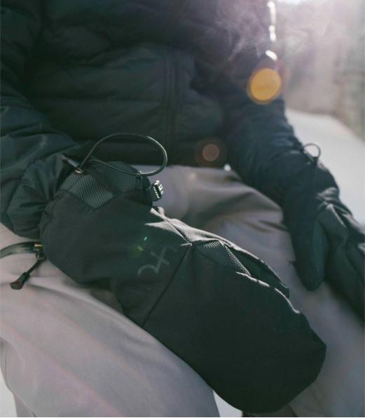 Сноубордические варежки Howl Kuzyk Mitt khaki