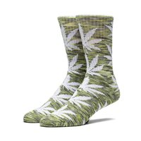 Носки HUF Streaky Plantlife Socks green grey white