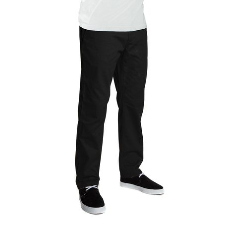 Брюки HUF Fulton Chino pants black by agency iworldestate.com