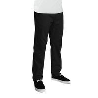 Брюки HUF Fulton Chino pants black