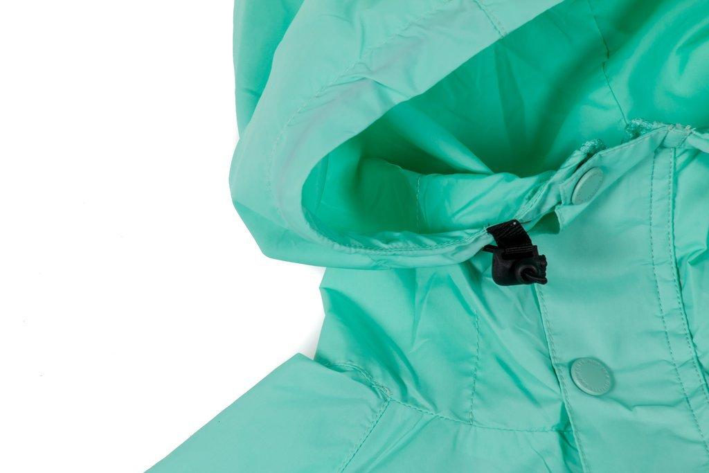 Анорак HUF Thrasher TDS packable anorak mint