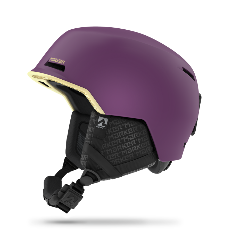 Шлем Marker Clark purple -30% by agency iworldestate.com