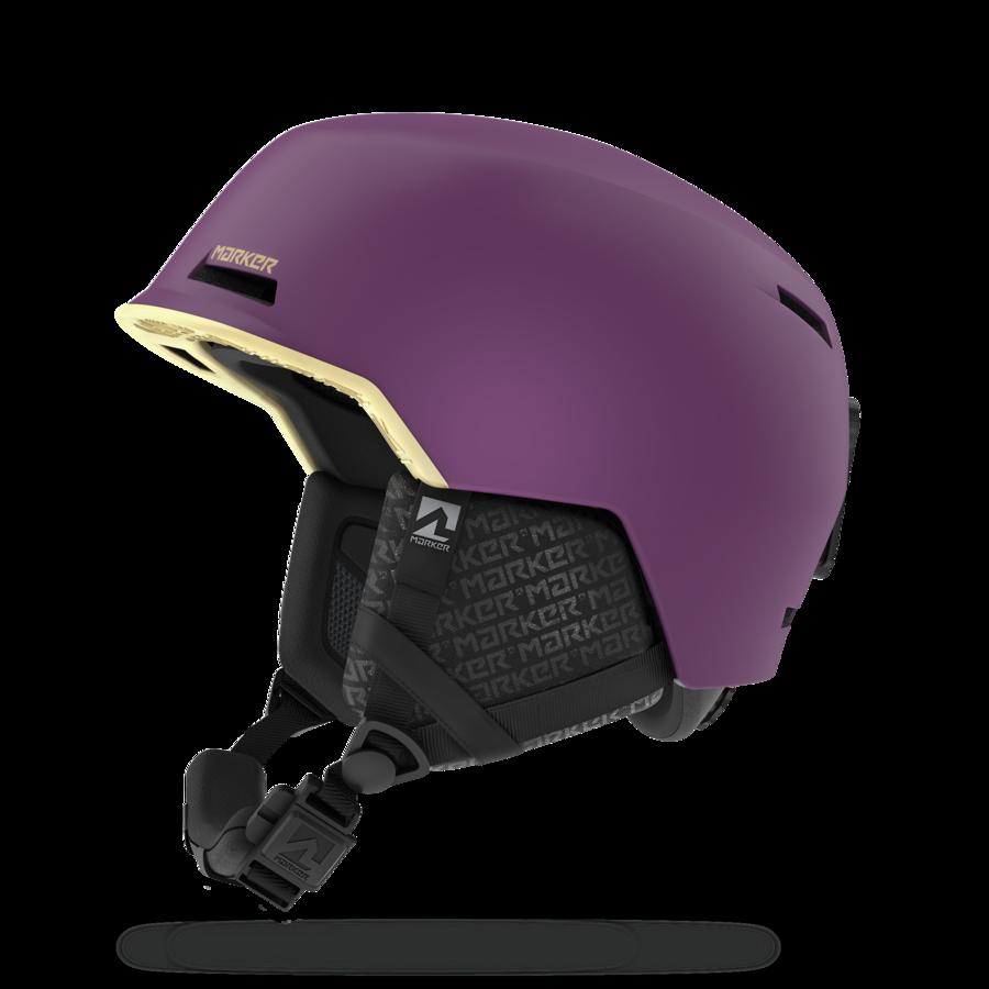 Шлем Marker Clark purple by agency iworldestate.com