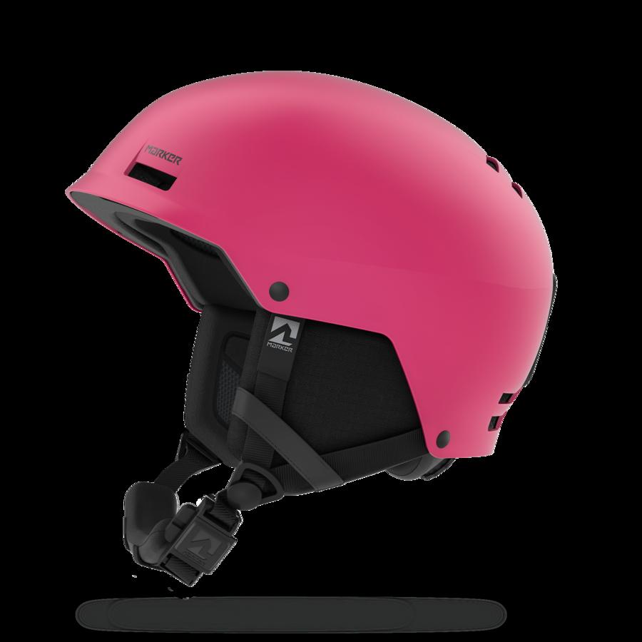 Шлем Marker Kojak pink -30% by agency iworldestate.com