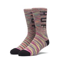 Носки HUF Melange og logo socks multi