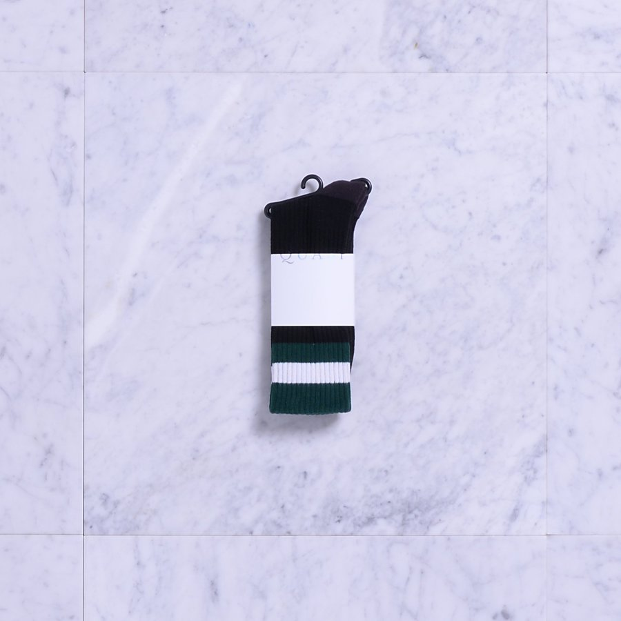 Носки Quasi Otto socks black by agency iworldestate.com