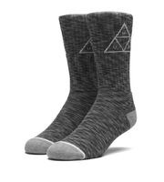 Носки HUF SP18 Melange triple triangle socks black