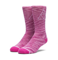 Носки HUF SP18 Melange triple triangle socks pink