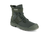 Ботинки Palladium Pampa hi lite+ cb u olive night/dusty olive/moonbeam