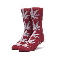 Носки HUF SU18 plantlife sock resort red