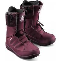 Женские сноубордические ботинки Adidas Mika Lumi maroon