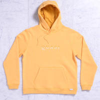 Реглан Quasi SPQ18 Wordmark hooded sweatshirt in honey