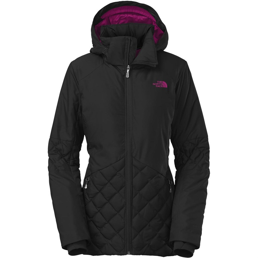 Женская куртка The North Face Caspian jacket black by agency iworldestate.com
