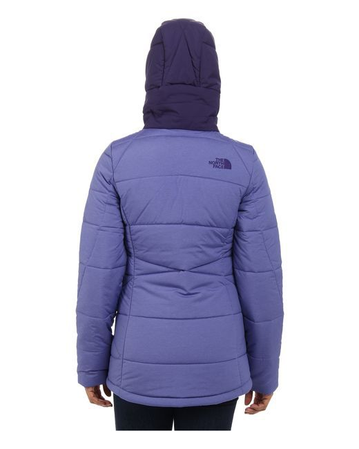 Женская куртка The North Face Roamer parka purple by agency iworldestate.com