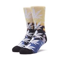 Носки HUF SU18 Tranquil plantlife sock sunset yellow