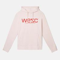 Реглан WeSC Fall18 Hoodie hooded sweatshirt milkshake