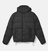 Куртка WeSC Fall18 The Padded jacket black