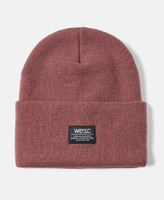 Шапка WeSC Fall18 Puncho beanie burnt rose
