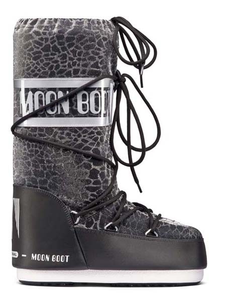 Мунбуты Tecnica Moon Boot Sunset black