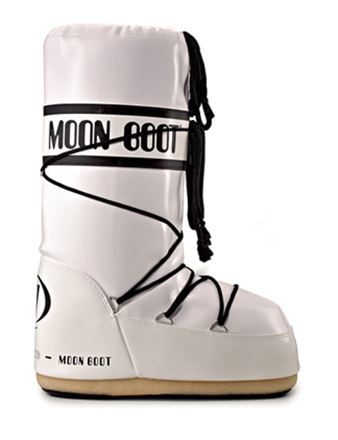 Мунбуты Tecnica Moon Boot Vinil white