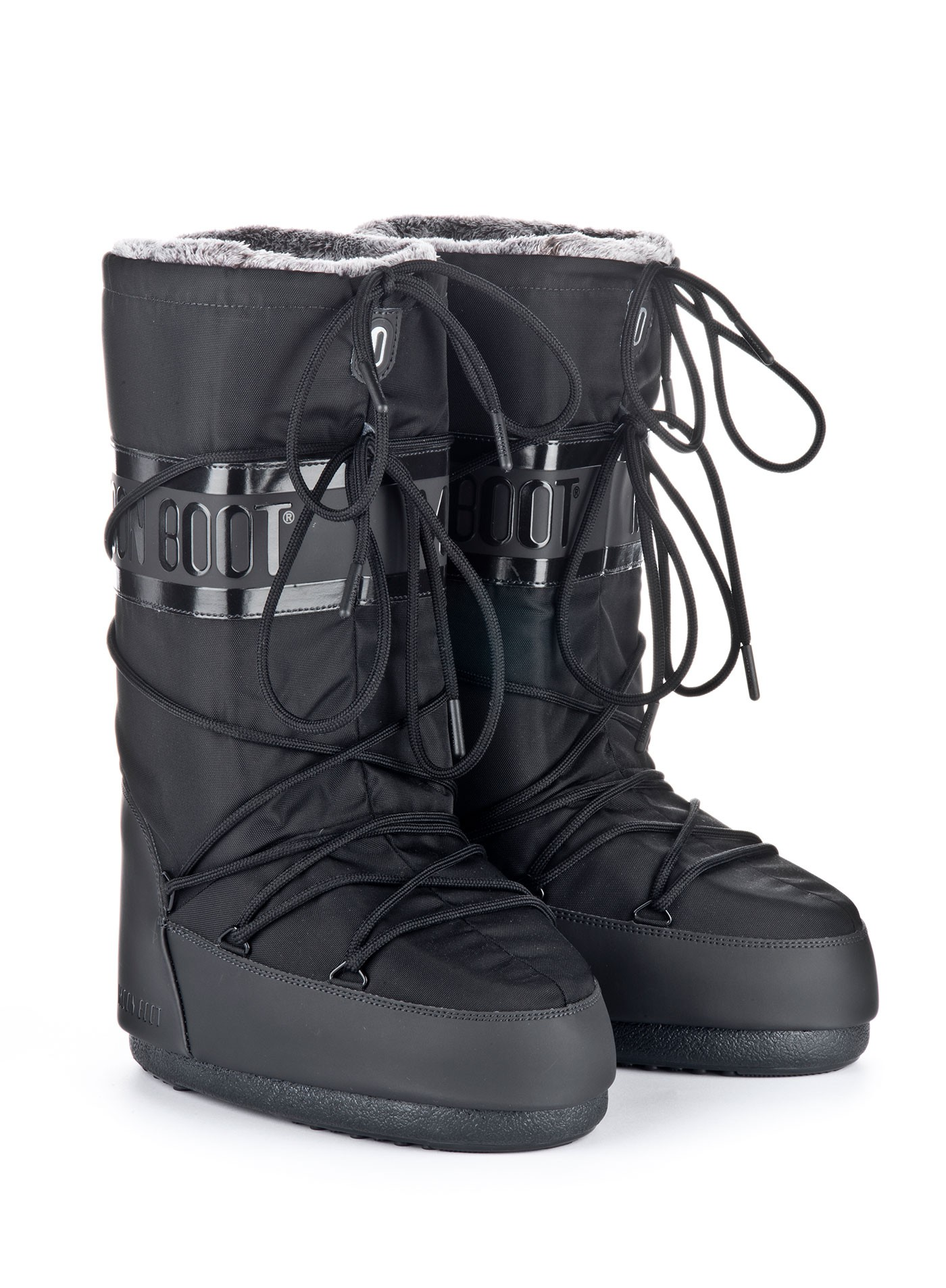 Мунбуты Moon boot Classic plus black