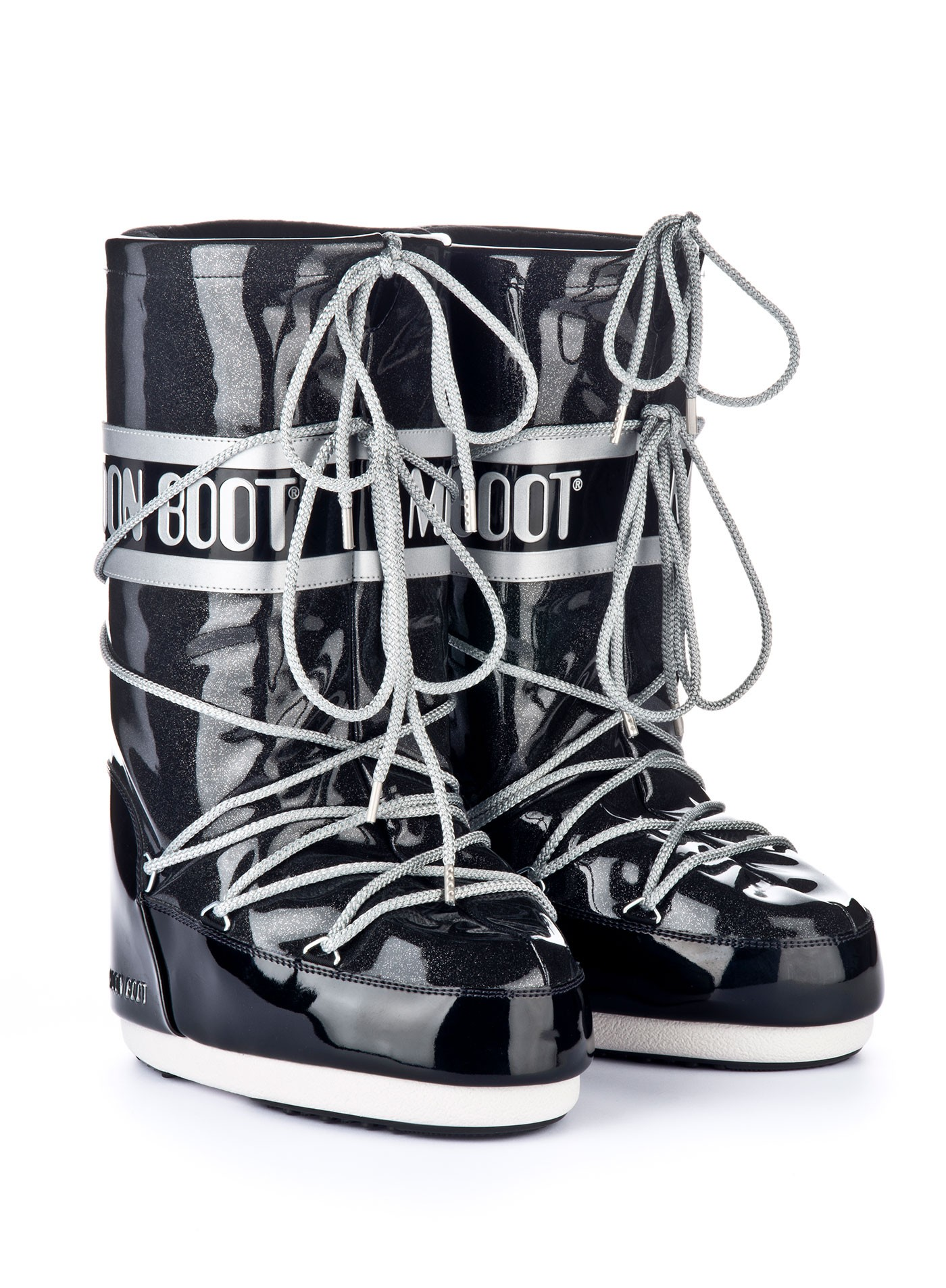 Мунбуты Moon boot Starry black