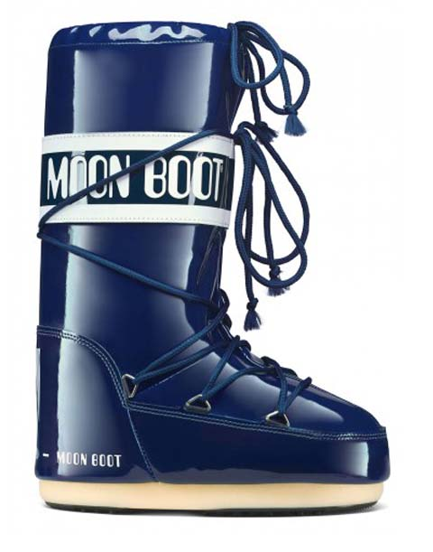 Мунбуты Tecnica Moon Boot Vinil blue