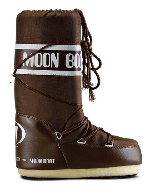 Мунбуты Tecnica Moon Boot Nylon brown