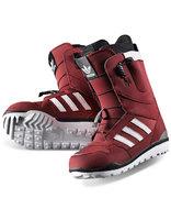 Сноубордические ботинки Adidas ZX 500 burgundy -30%