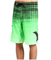 Бордшорты Hurley Render neon green -40%