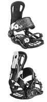 Сноубордические крепления Volkl Vision Fastec black -60%