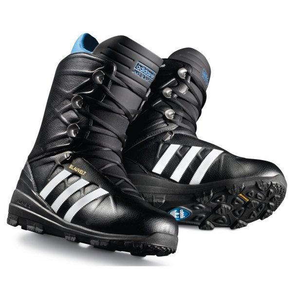 Сноубордические ботинки Adidas Blauvelt black