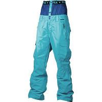 Сноубордические брюки DC Donon bluebird solid