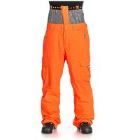 Сноубордические брюки DC Donon 15 vibrant orange