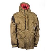 Сноубордическая куртка Technine Snorkle jkt ins olive -50%