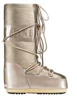 Зимние сапоги, мунбуты Tecnica Moon Boot Glance platinum