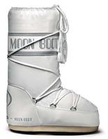 Зимние сапоги, детские мунбуты Tecnica Moon Boot Nylon white junior