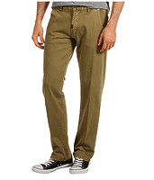 Джинсы LRG Counterpoint True straight pant dark khaki -40%