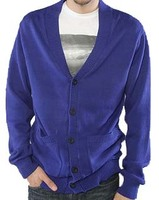 Кардиган Nixon The Compound Cardigan in Royal -50%