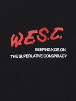 Футболка WeSC FW19 Mason W.E.S.C black -40%