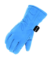 Женские перчаки Volkl Silver Pure Glove sky blue