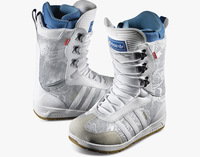Женские сноубордические ботинки Adidas Samba rose camo -30%