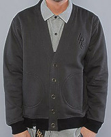 Кардиган LRG The Name Dropper Cardigan in black -50%