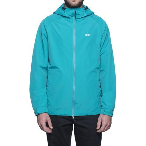 Куртка HUF FA18 Standard shell jacket tropical green