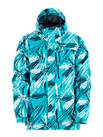 Сноубордическая куртка Horsefeathers Pollux Torquise