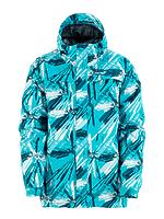 Сноубордическая куртка Horsefeathers Pollux Torquise -50%