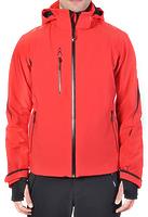 Горнолыжная куртка Volkl Black Jack Jacket red/black/white -50%