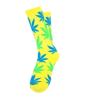 Носки HUF Neon Plantlife Socks neon yellow -40%