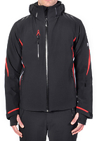 Горнолыжная куртка Volkl Black Jack Jacket black/red/white -50%
